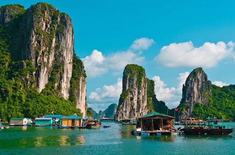 Hanoi - Ha Long Bay Private Transfer by 16 Seats Minibus