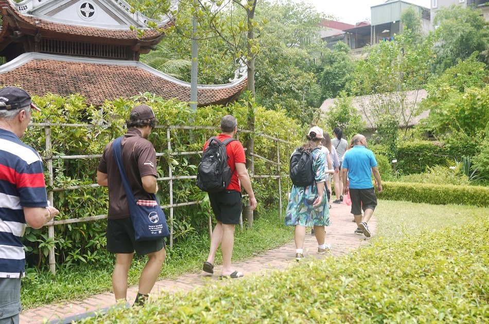 Hanoi Half Day City Tour With Lunch
