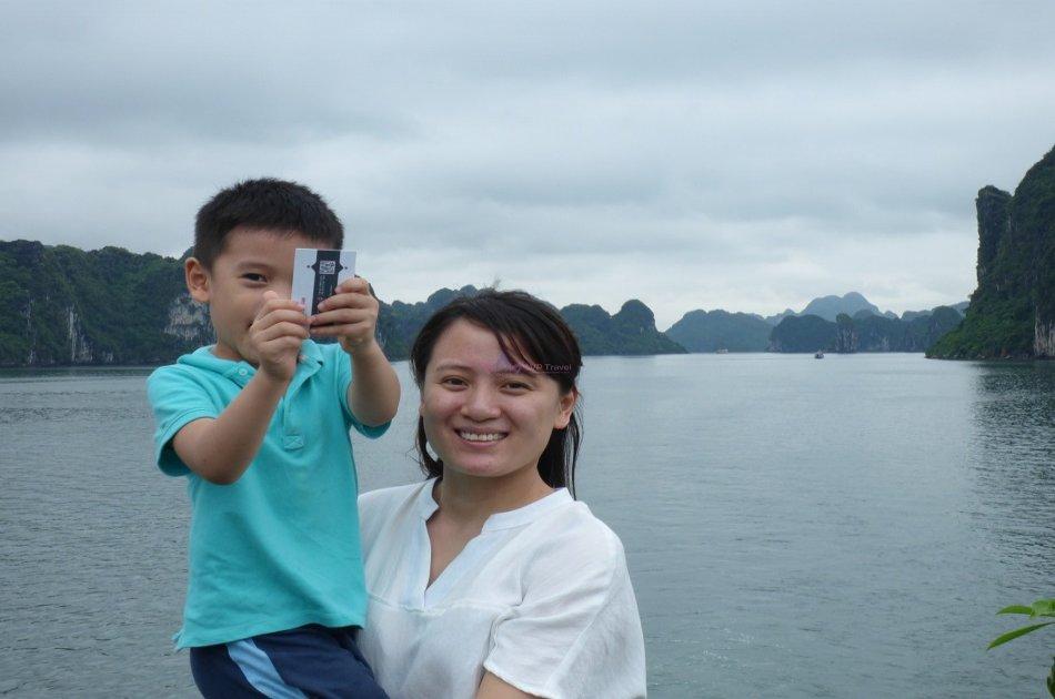 Hanoi - Halong Bay Full Day Tour