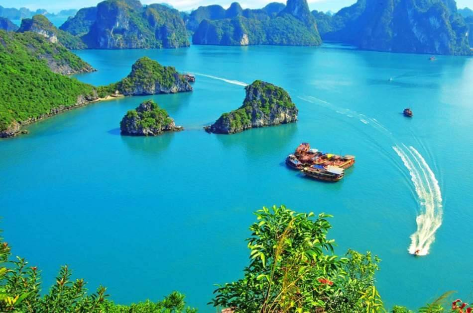 Hanoi - Halong Bay - Ninh Binh 5 Days