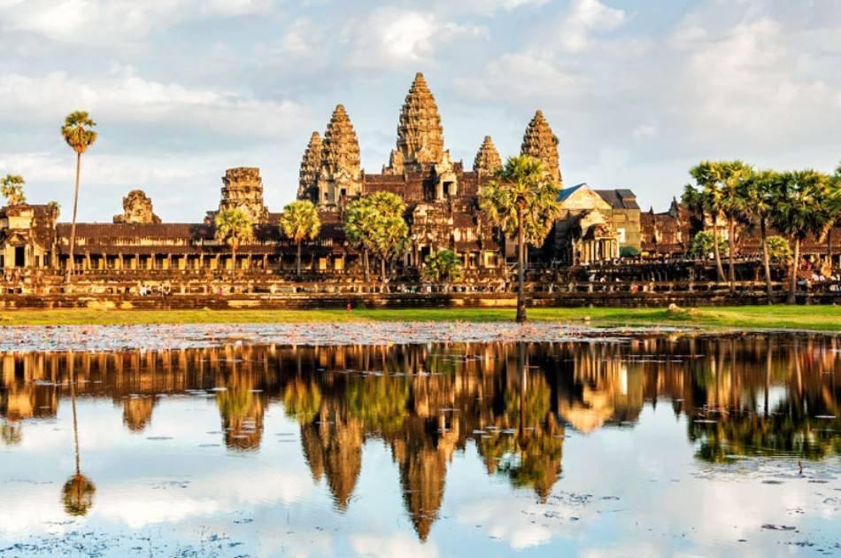 Hanoi - Halong - Siem Reap 5 Days