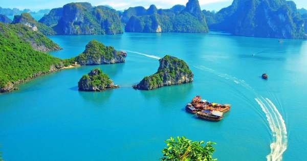 Hanoi - Halong - Siem Reap 7 Days