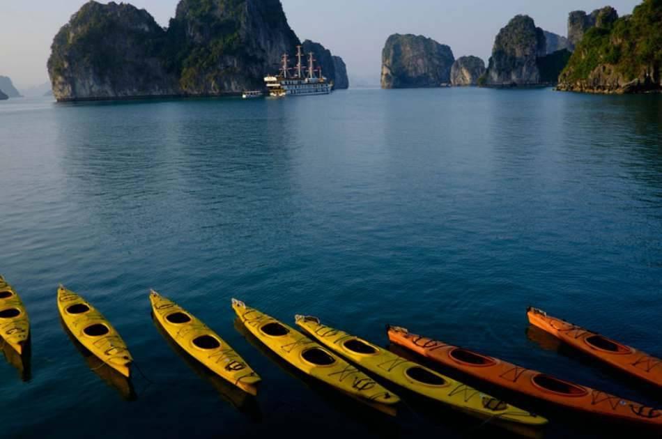 Hanoi - Halong - Siem Reap 7 Days