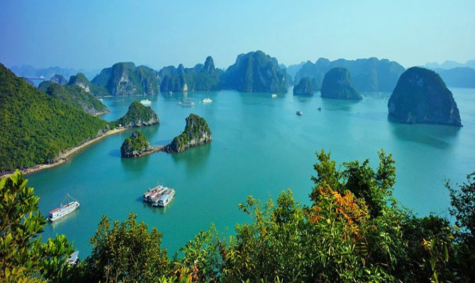 Ha Long Bay One Day Tour From Ha Noi @asia Focus Travel