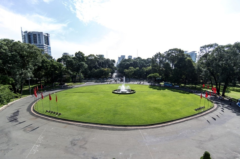 Ho Chi Minh City Half-day Tour (Morning/Afternoon)