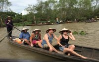 Real Saigon - Cu Chi Tunnels - Authentic Mekong Delta  Tour