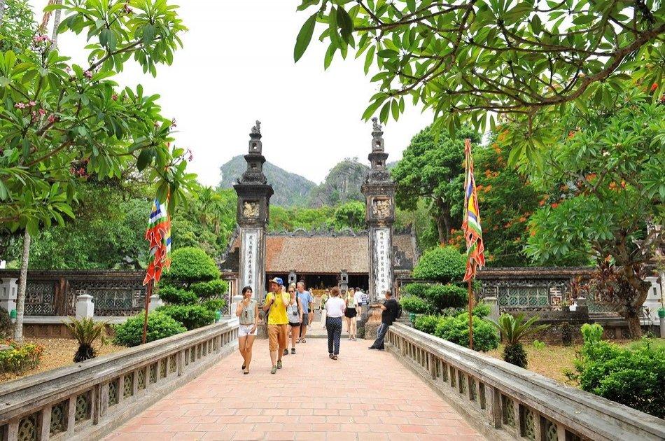 Hoa Lu & Trang An Full Day Tour from Hanoi