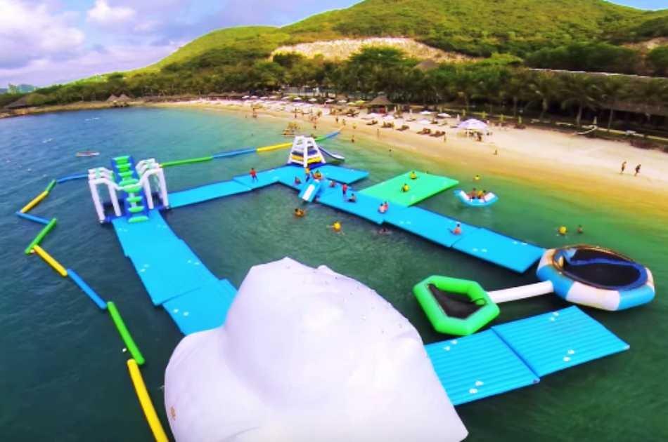 Hon Tam Island 1-day Tour With Round Trip Transfer