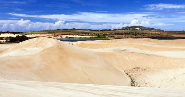 Mui Ne Sand Dunes Private Half Day Jeep Tour