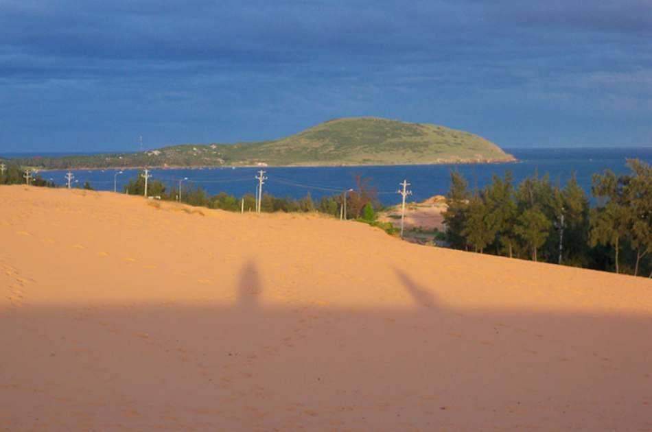 Mui Ne Sand Dunes Private Half Day Jeep Tour