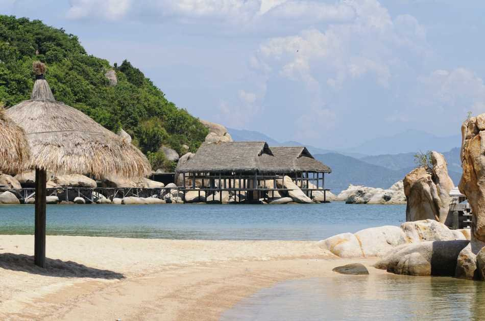 Nha Trang 4 Island Joining Tour With Diving