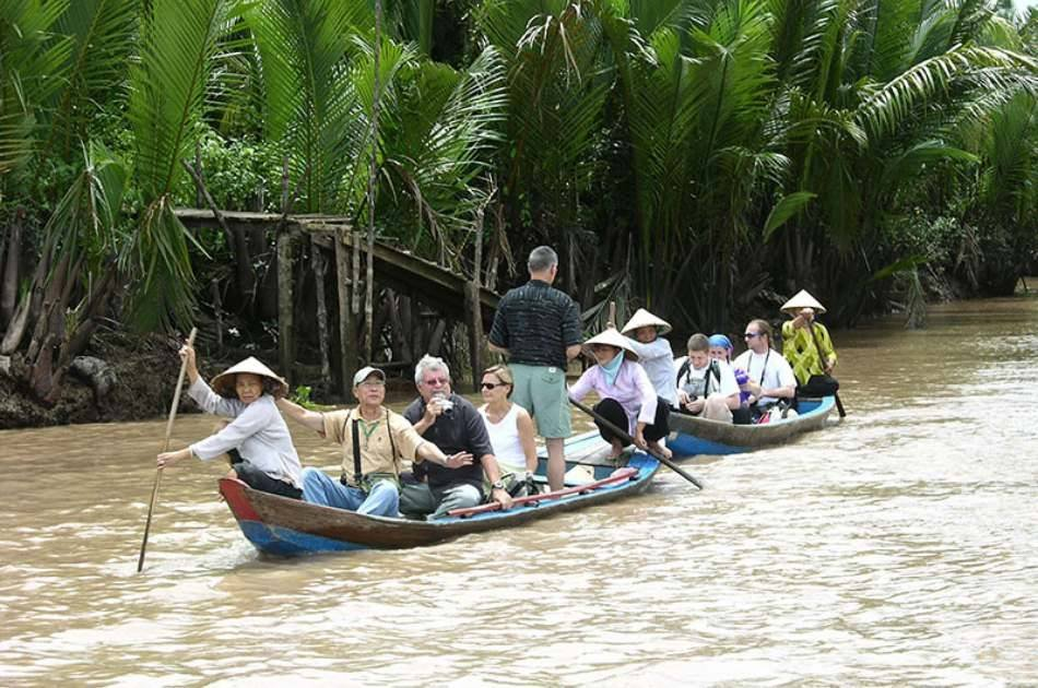 One Day in Mekong Delta