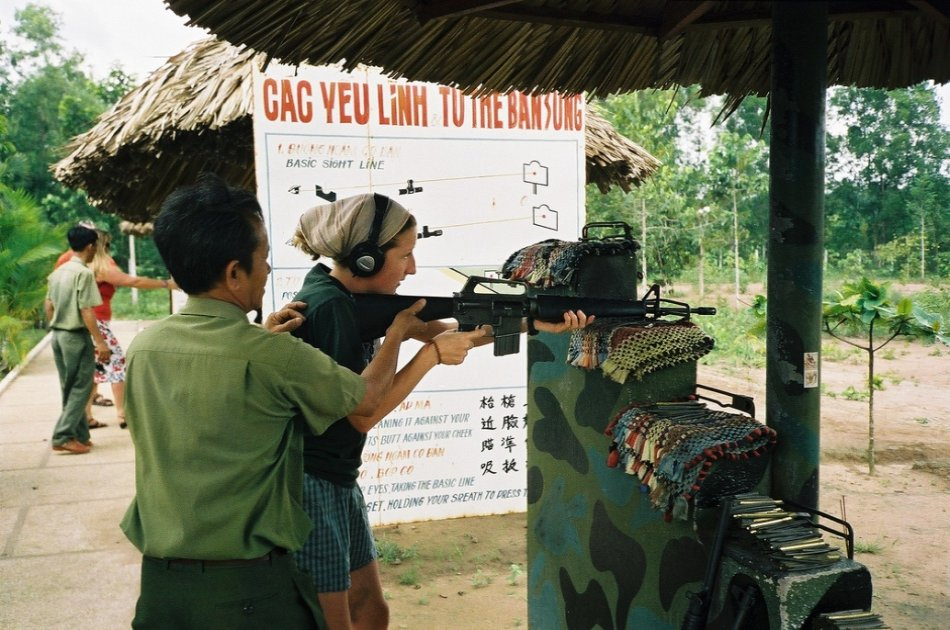 Private Cu Chi Tunnels Half-Day Tour from Ho Chi Minh City