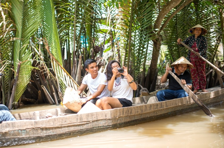 Private Full Day Authentic Mekong Delta Ben Tre from Ho Chi Minh City