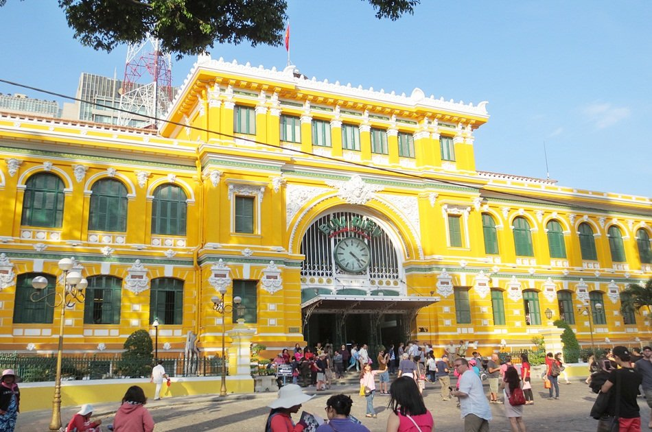 Private Ho Chi Minh City Tour Full Day Tour