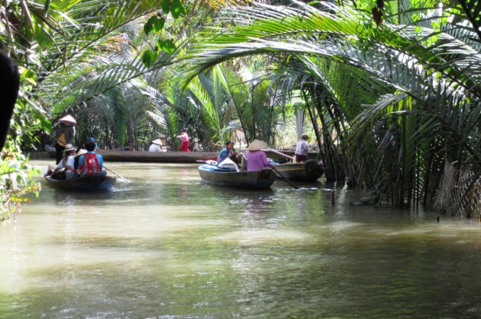 Private tour Full Day Mekong Delta at Ben Tre