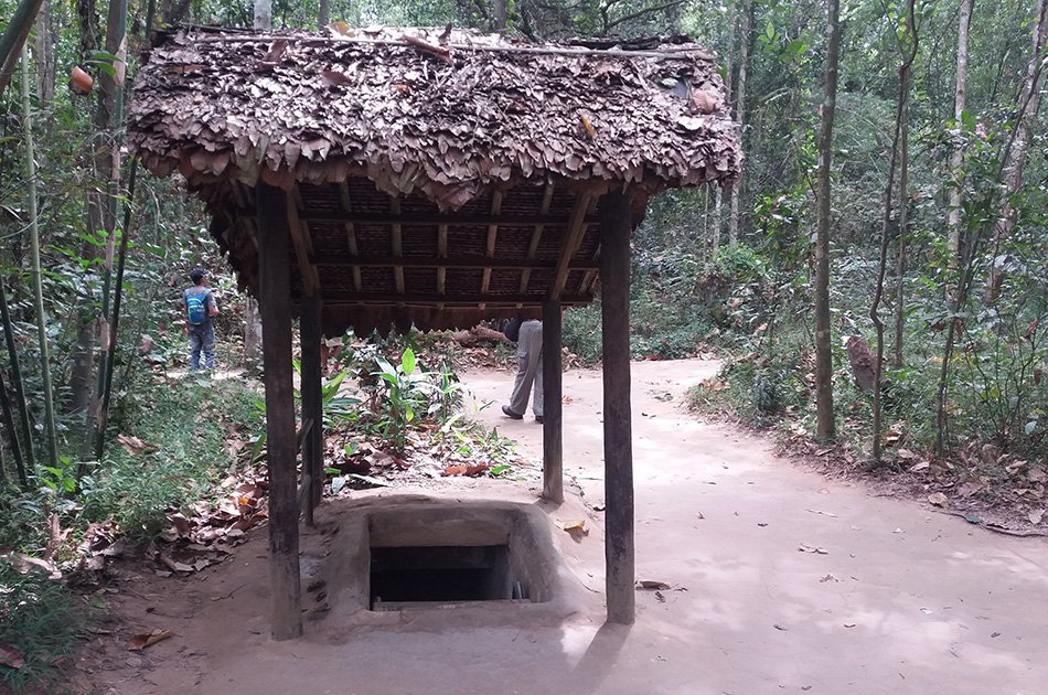 Private Tour of Cu Chi Tunnel from Ho Chi Minh /Saigon