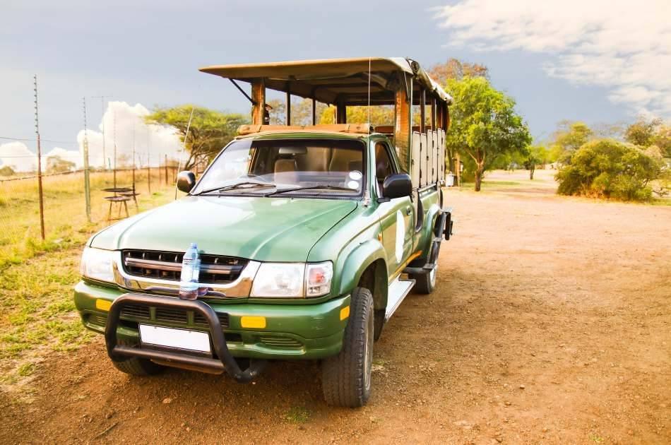 Safari Phu Quoc Ticket With Roundtrip Transfer