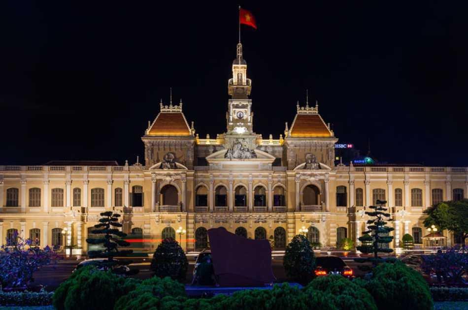 Saigon – Beach Relax (Ho Tram Resort) – Cu Chi Tunnels - 5 Days
