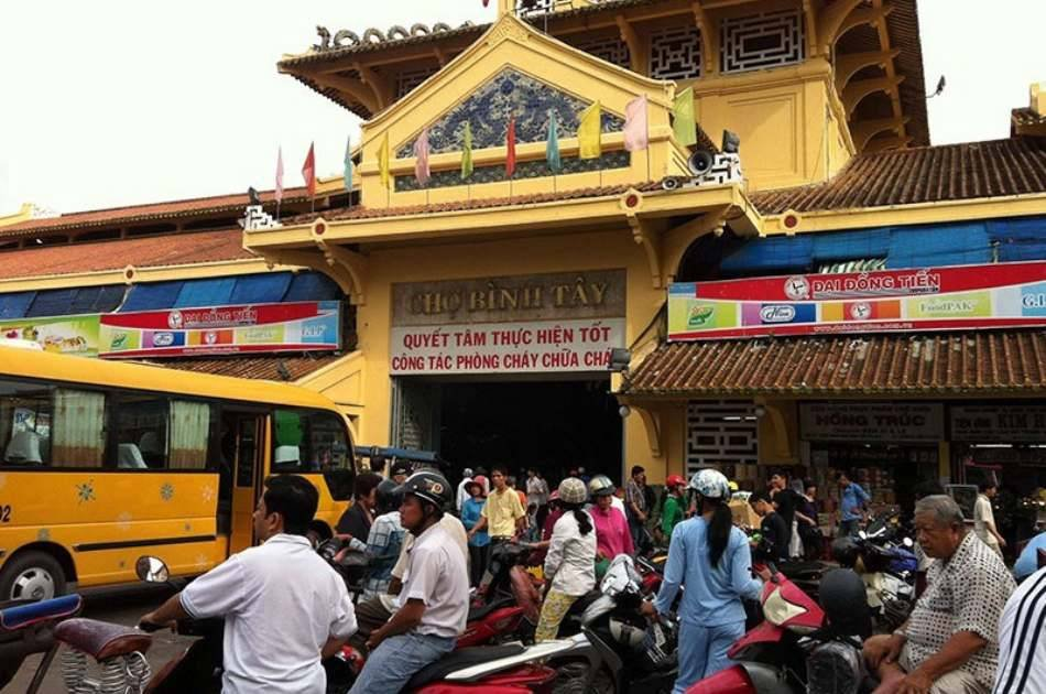 Saigon City Tour and Cu Chi Tunnels Full Day Joining Tour