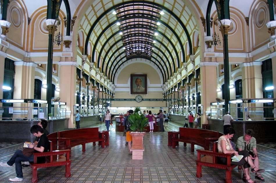 Saigon Half Day Tour