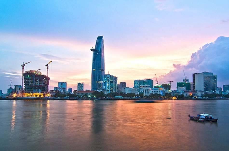 Saigon Nightlife by Vintage Vespa