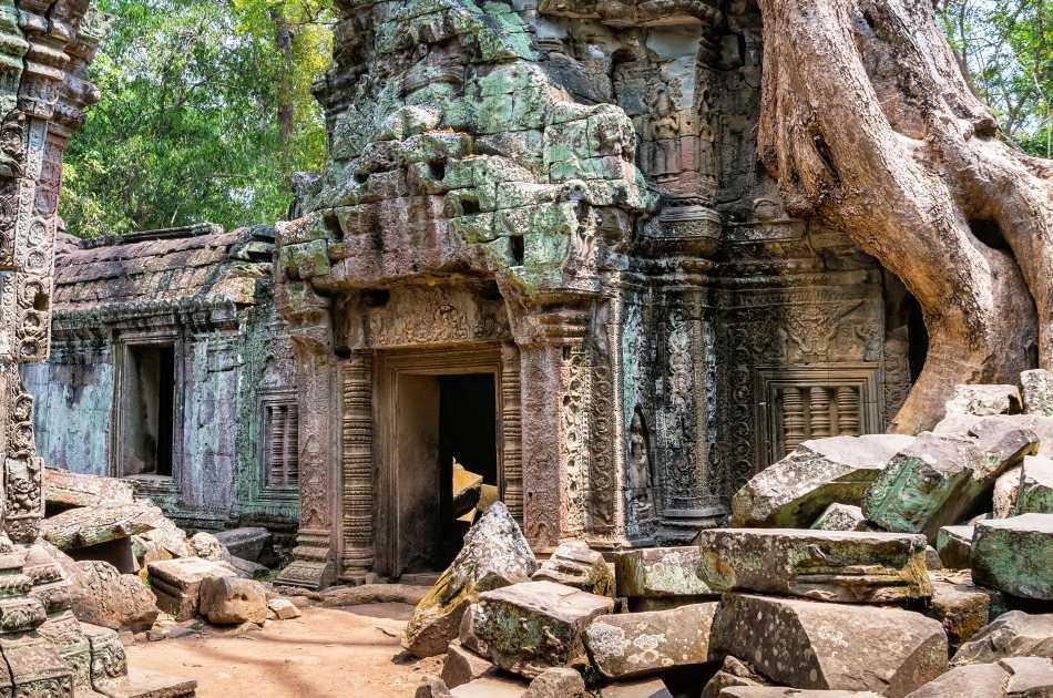 Saigon – Siem Reap 5 Days