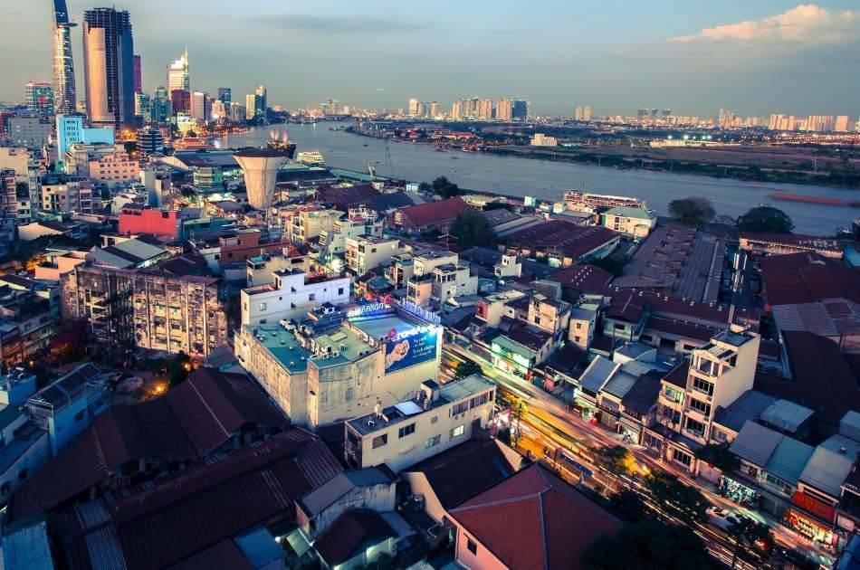 Saigon Sunset Cruise