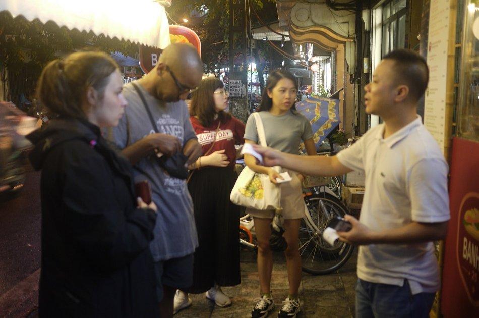 Street Food Tour of Hanoi