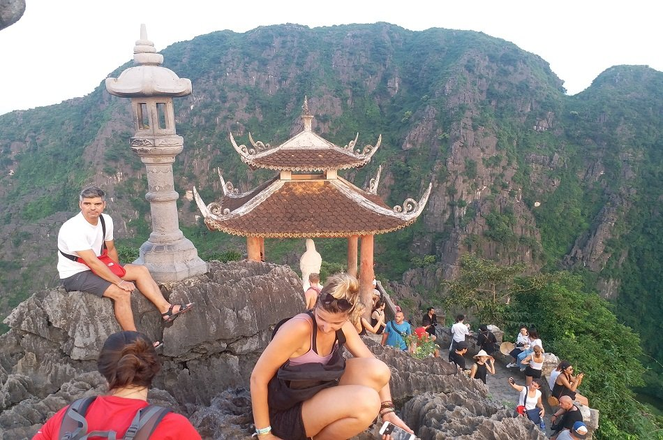 Trang An Grottoes - Mua Cave - Hoa Lu Ancient Capital Private Tour