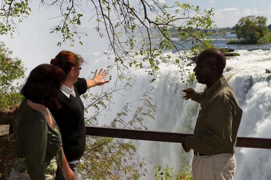 3 Nights Mighty Victoria Falls in Livingstone