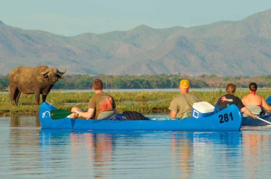 4 Days Breathtaking Safari in Lower Zambezi National Park, Zambia