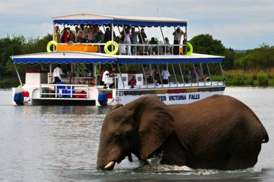 4 Days – The Mighty Victoria Falls Safari - Zambia