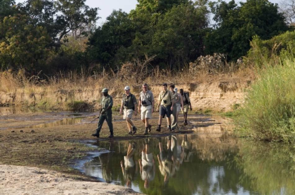 6 Days Camping South Luangwa & Victoria Falls