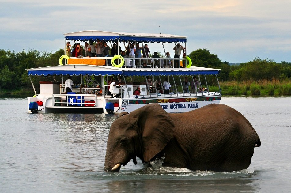 Affordable 7 Days Zambia Safari, Victoria Falls and South Luangwa National Park