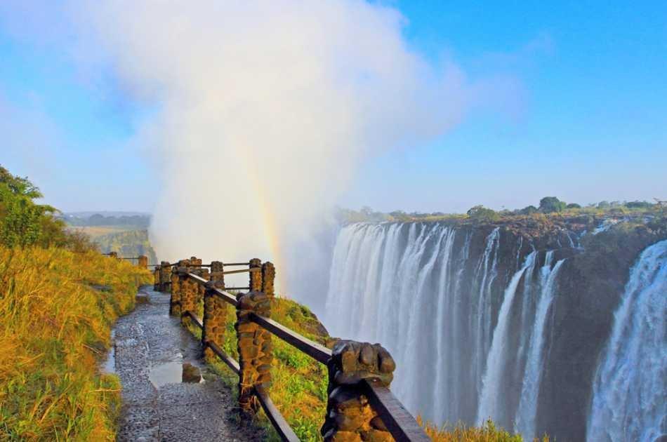Livingstone & Lower Zambezi 6 Day Zambia Safari