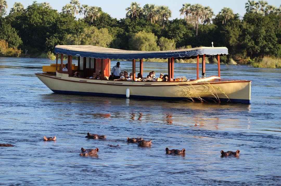 """the natural wonders of zambezi valley Here are some our favorite natural wonders that  which translates to """"cotton castle,"""" is located in the river menderes valley,  the waters of the zambezi."""