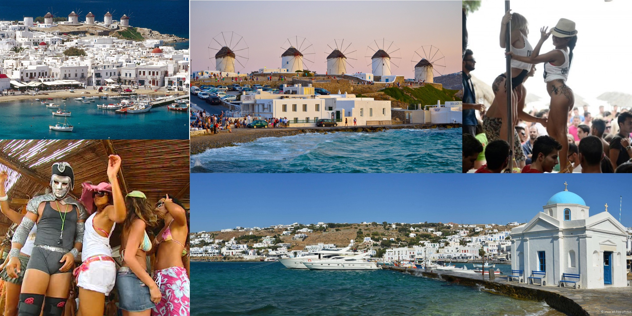Experiences in Mykonos