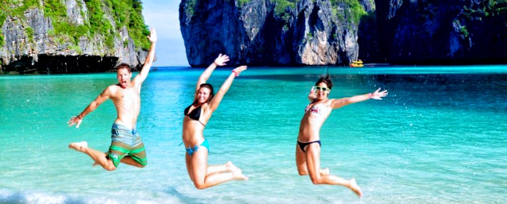 Thailand Beaches, Vertiable Paradise for Fun Lovers