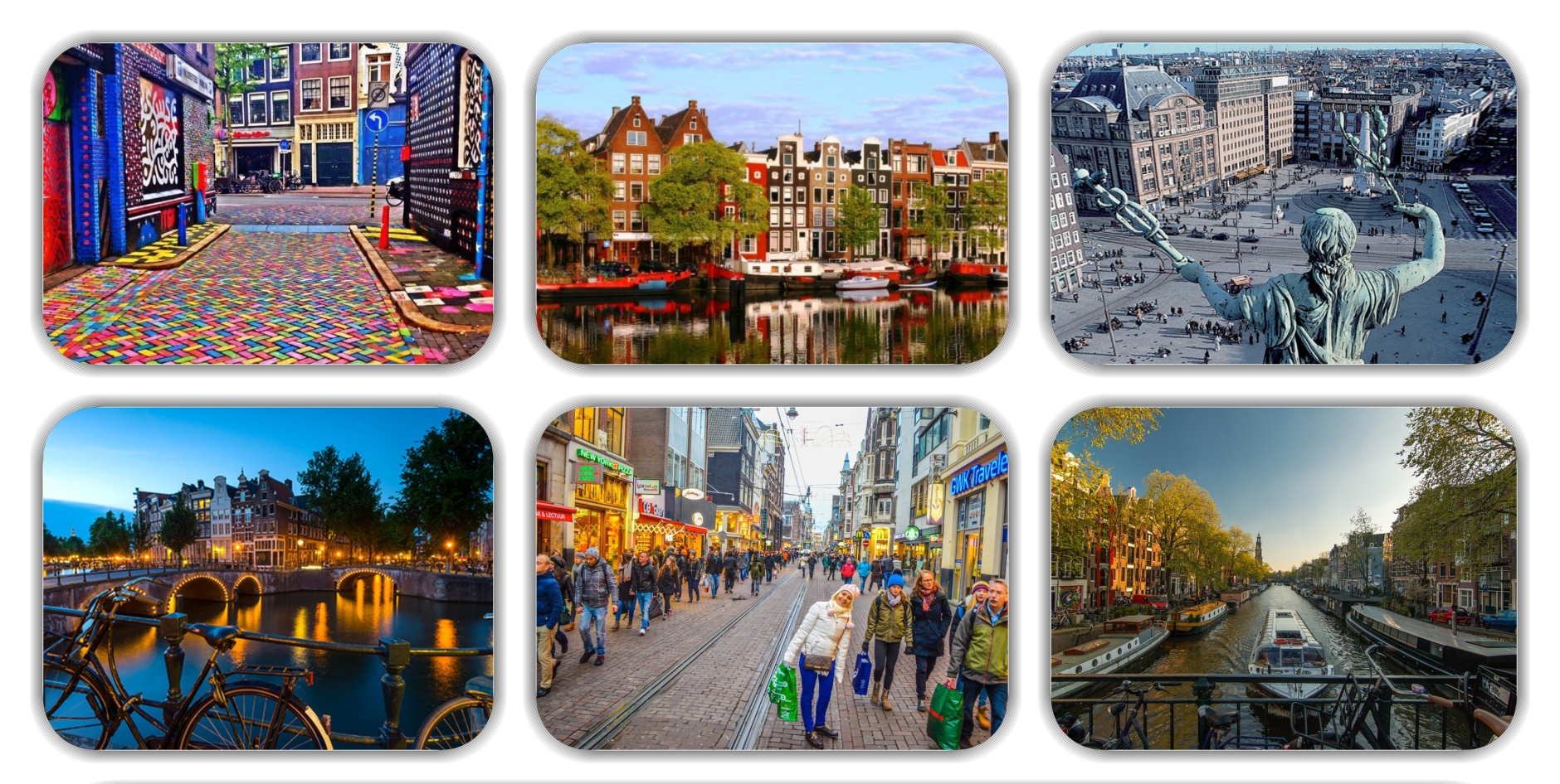 Best Places to Discover in Amsterdam
