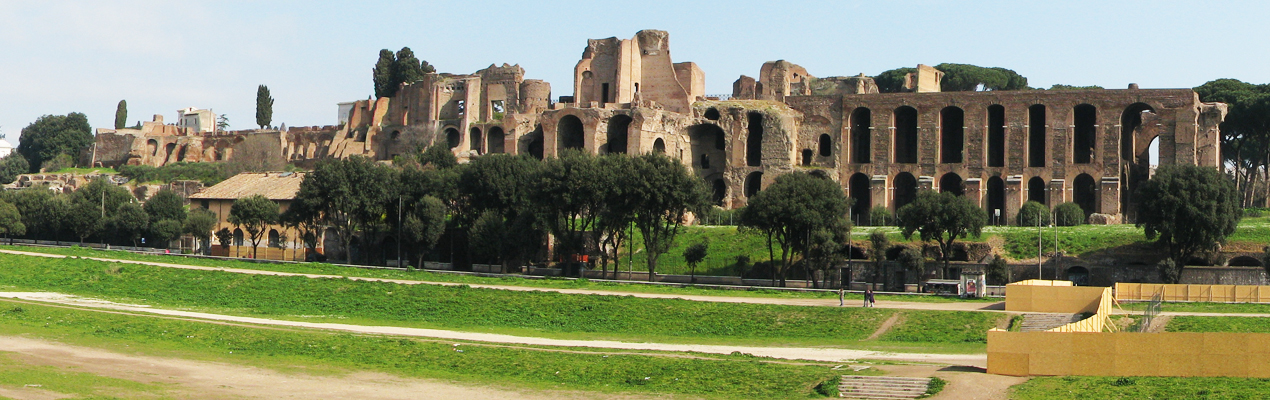 The Hill of Palaces — The Palatine Hill in Rome