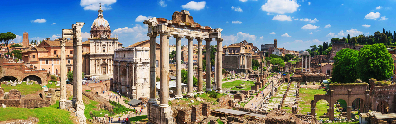 Roman Forum Is Simply Impressive and Mind-blowing