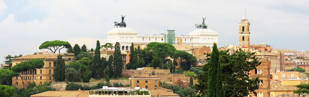 "The Most Famous Hills in Rome ""Aventine Hill"""