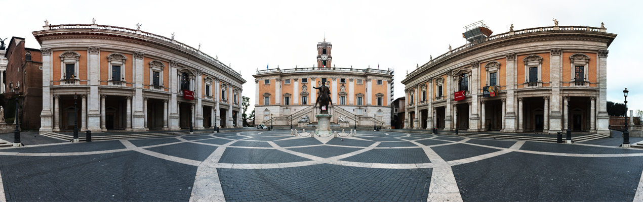 "Explore the heart of ancient Rome ""Capitoline Hill"""