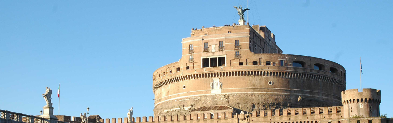 "Discover the Mausoleum of Hadrian ""Castel Sant'Angelo"""