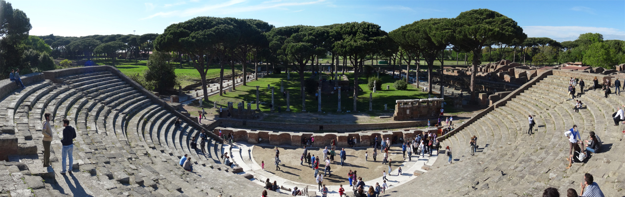 What Will You Experience at Ostia Antica?