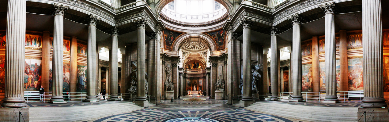 The Dome of the World—PANTHEON in Rome