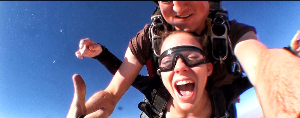 world best places to go skydiving