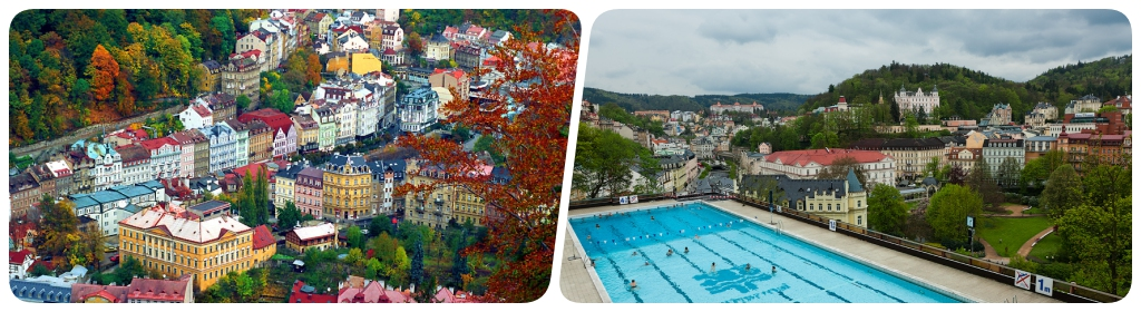 Rest At The Karlovy Vary Spa Tours Of Czech Republic