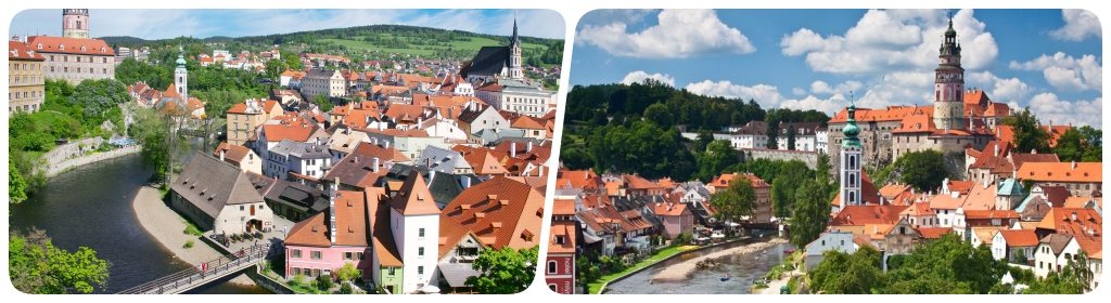 See Cesky Krumlov Tours Of Czech Republic